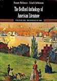 Bedford Anthology of American Literature V1 and Scarlet Letter, Belasco, Susan and Johnson, Linck, 0312387709