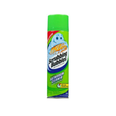 Scrubbing Bubbles Bathroom Cleaner Fresh Clean Scent