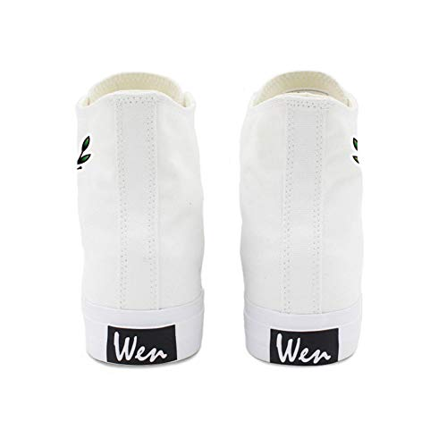 Heel Fall Black Booties Boots Sneakers Toe Closed Canvas White A Shoes Summer Exing Comfort Flat Women's Ankle 6yqIHww8