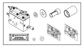 Handpiece Control Block ADK170