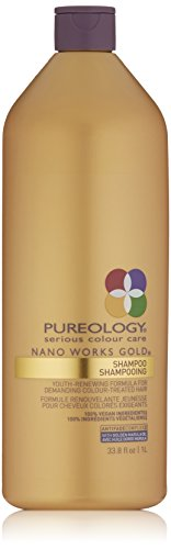 Pureology Nano Works Gold Shampoo ,33.8 Fl Oz by Pureology