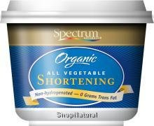 Spectrum Shortening 100 Vegetable Organic product image
