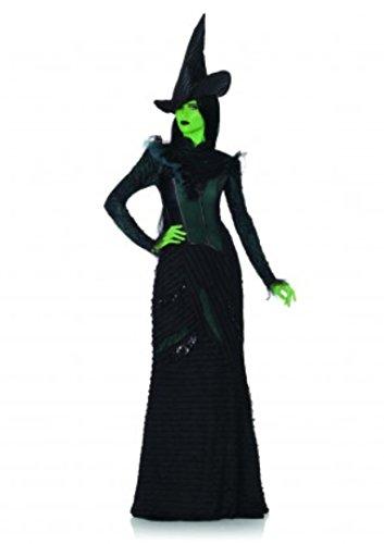 Deluxe Defying Gravity Elphaba Costume - Medium - Dress Size (Elphaba Defying Gravity Costume)