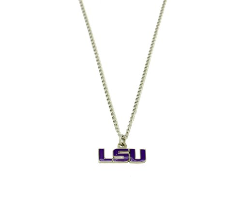 Lsu Tigers Game Day Earrings - NCAA LSU Tigers Team Logo Necklace