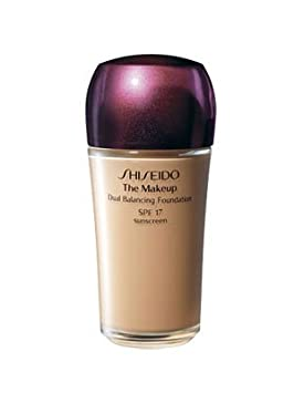 Shiseido Shiseido The Makeup Dual Balancing Foundation – Nat fair Ochre