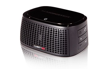 Monster ClarityHD Precision Micro Bluetooth Speaker, ()