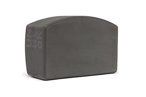 Manduka Recycled unBLOK Foam Yoga Block, Thunder