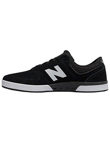 New Balance Numeric Stratford-533 Black Negro