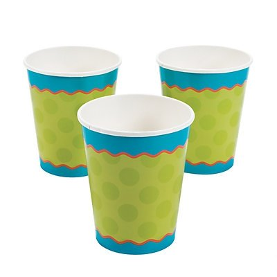 Little Alligator Cups
