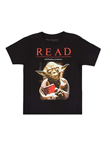 Wars T-shirts Star For Kids - Out of Print Star Wars Read Yoda Kids' T-Shirt 4 Yr