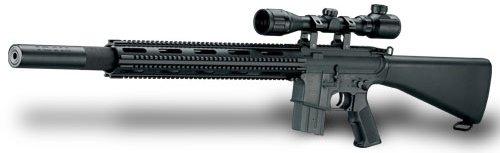 TSD JBU JB34 Longest Rail Sniper FIRSH Olympic Arms Trademark Conversion Kit for MIL16 Airsoft AEG