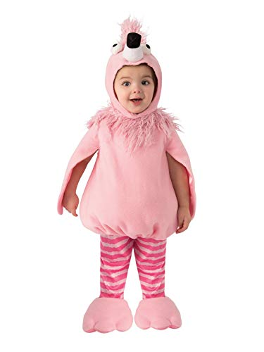 Rubie's Kids' Toddler Opus Collection Lil Cuties Flamingo Costume, As As Shown, -