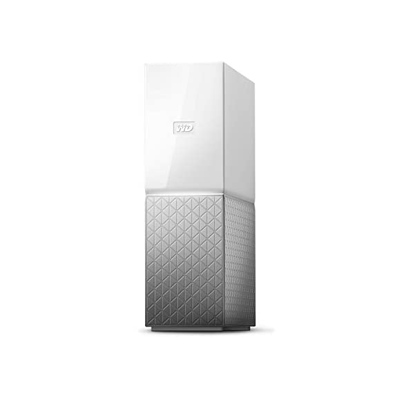 WD My Cloud Home WDBVXC0030HWT-NESN 3TB Network Attached Storage (White)