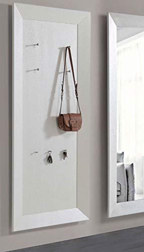 DISARTE - Percheros de Diseño - Espejo Luxe Blanco (180x80 ...