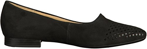 Gabor 65.122 Womens Loafers Black BFyMsLea
