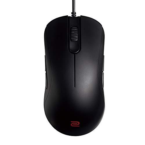 Mouse Gamer ZOWIE ZA11 Grande, Óptico, Perfil Alto com 3200DPI, USB, ideal para destros e canhotos e jogos de FPS e-sports, ZOWIE, Mouses, Preto