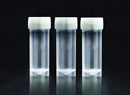 (SPL 20 ml Test Tube, PP/HDPE, 20ml, 25 x 73mm, Sterile to SAL 10-6, 25 Pack)