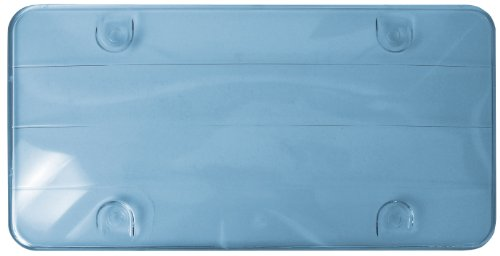 Custom Accessories 92517 Blue License Plate Protector