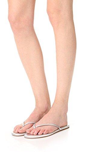 Women's Splendid Madrid Flip Flop Silver 0zzxwr6q