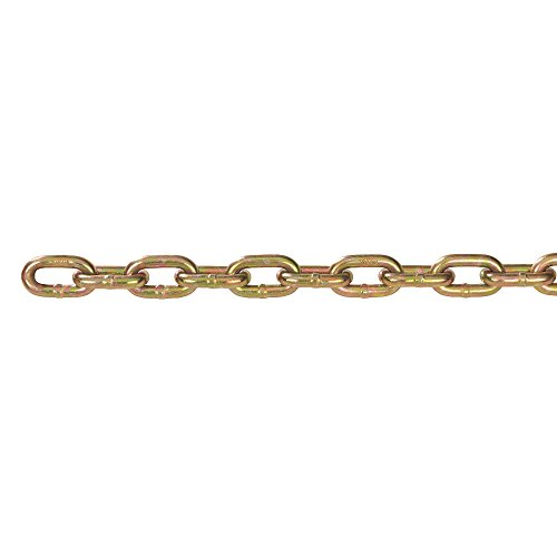 Peerless - PEE-5041454 - Domestic Transport Chain, 1/4in, Grade 70 (Peerless Company Chain)