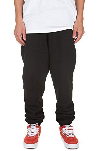 Champion Men's Life Reverse Weave Pants with Pockets, Black, 3XL