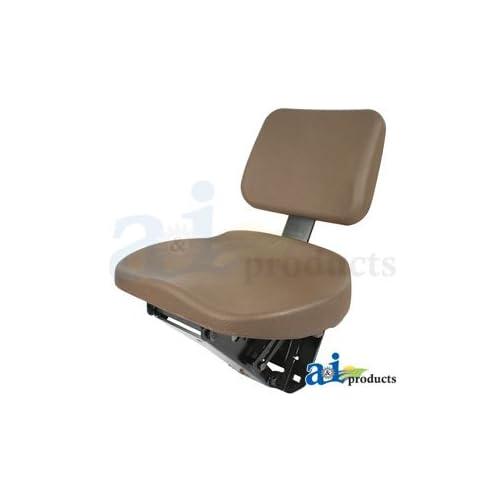 JOHN DEERE INSTRUCTIONAL SEAT BROWN AL173569, AL11 big image
