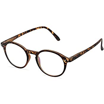 5fb26856f816 WealthyShades- Blue Light Blocking Round Glasses-FDA Approved-Sleep Better