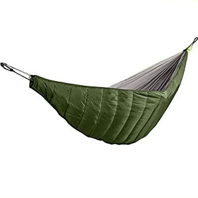 Tengchang Length Hammock Underquilt Ultralight Camping Hiking Under Quilt Warm Blanket