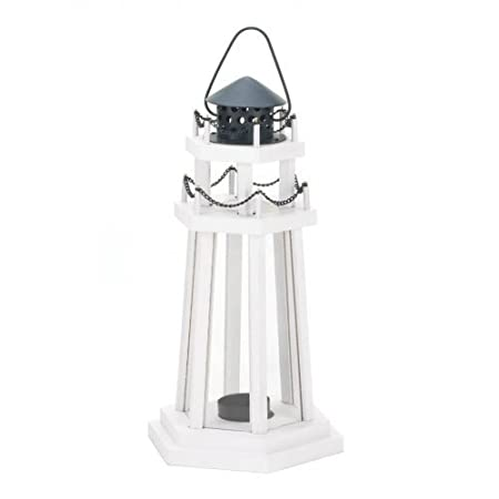 3112t8oWu0L._SS450_ Nautical Lanterns and Beach Lanterns