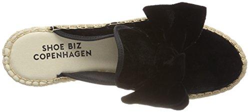 Espadrillas Hansigne Velvet Donna Black Biz Nero Shoe g1XP5qExnw