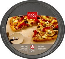 Good Cook Pizza Pan, 1 ct (Pack of 6)