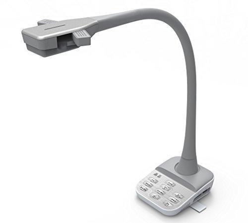 Educational Visualizer Gooseneck Document Camera 30fps 1080P HDMI VGA and USB by DINGYI