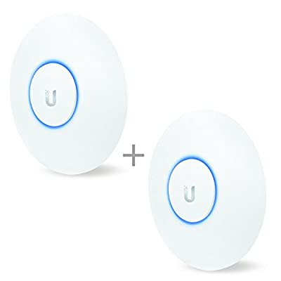 Ubiquiti UniFi AC Lite AP - Wireless Access Point - 802.11 B/A/G/n/AC (UAPACLITEUS) 2-Pack Bundle