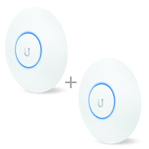 Ubiquiti UniFi AC Lite AP - Wireless Access Point - 802.11 B/A/G/n/AC (UAPACLITEUS) 2-Pack ()