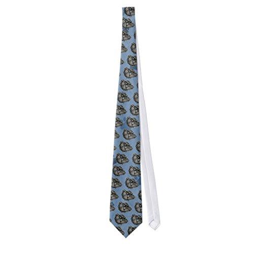 Zazzle Bulldog Tie Bulldog Tie