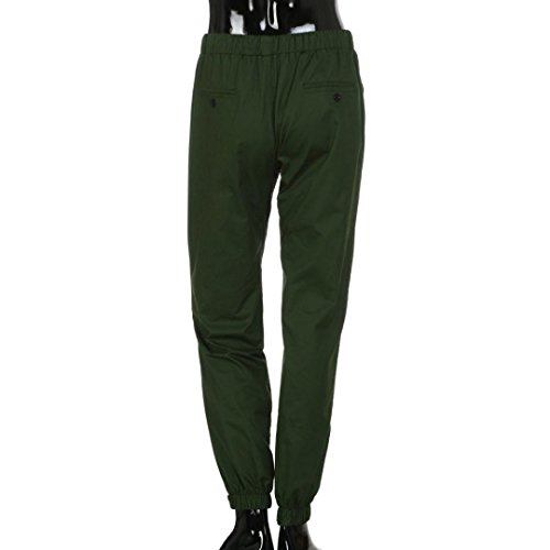 casual Khaki Mamum Casual Black Green Gray design Men Winter Army Elastic Pants Tether Autumn Green Army trousers 6r6qp5C