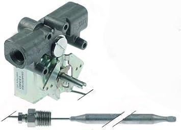 TS35 Robertshaw gsa60301800 GS purga Válvula de gas tipo termostato de funcionamiento de la freidora: Amazon.es: Hogar