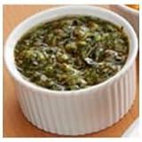 Grecian Delight Skhug Spicy Cilantro Sauce, 0.5 Gallon -- 2 per case.