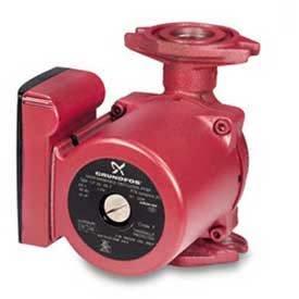 Grundfos Super Brute 3-Speed Circulator Water Pump UPS-26-99-FC, 52722512, 115v, Cast Iron