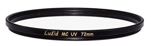 LUŽID X2 72mm UV MC Filter Schott B270 Glass Brass Frame Multi-Coated 72 Luzid