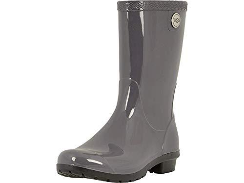 UGG Women's Sienna Rain Shoe,Nightfall,6 M US (Rain Ugg Boots)