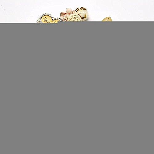 Brillante PU Cuero Carcasa para Samsung Galaxy A8 Plus 2018, Vandot 3*1 Bling Snowflake Funda Diamond Glitter Brillo Folio Flip Case Cover Luxury Sparkly Cubierta Caso del Soporte Billetera con Cierre ZPT-20