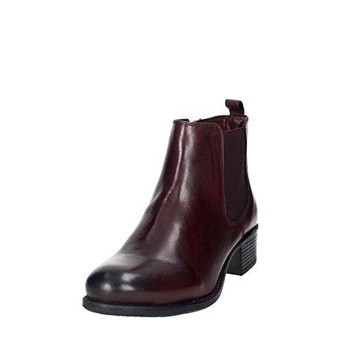 Pregunta Femme Bottines 002 Bordeaux PIA5352 0nx0wP