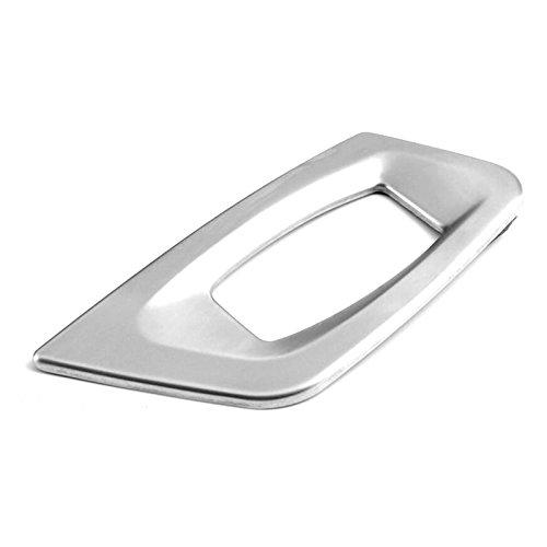 For BMW X5 E70 Left Hand Drive Interior Dashboard Console Key Hole Cover Trim Decor 2008-2013