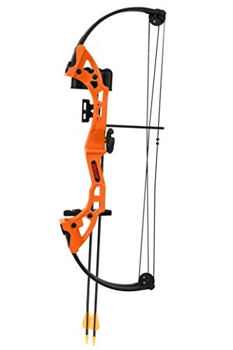 Bear Archery Brave Youth Bow Orange B013XR1TA6