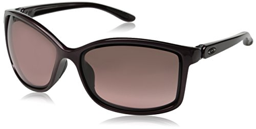 Oakley Women's Step Up OO9292-05 Cateye Sunglasses, Raspberry Spritzer, 62 - Sunglasses Oakley Purple