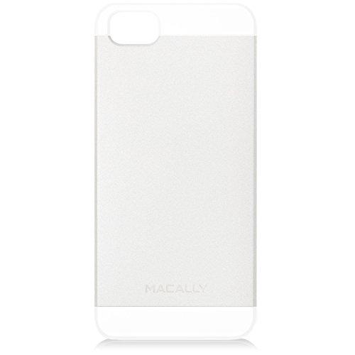 Macally snappse-c à clipser pour iPhone se/5S/5/5–Transparent