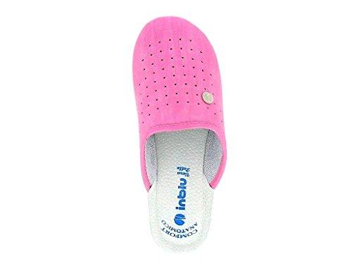 40 Fuxia Sanitarie Inblu Pantofole Mod Donna 32 ZWYwvSFn