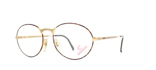 Carrera Herren Brillengestell Gold Gold Brown