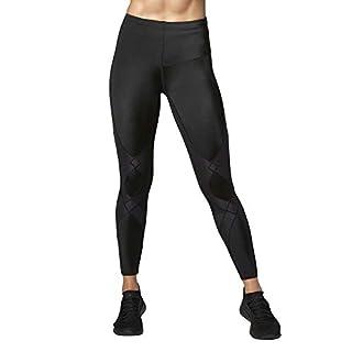 CW-X Women's Mid Rise Full Length Stabilyx Compression Legging Tights